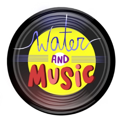 water and music