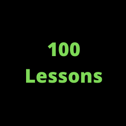 100-Lessons